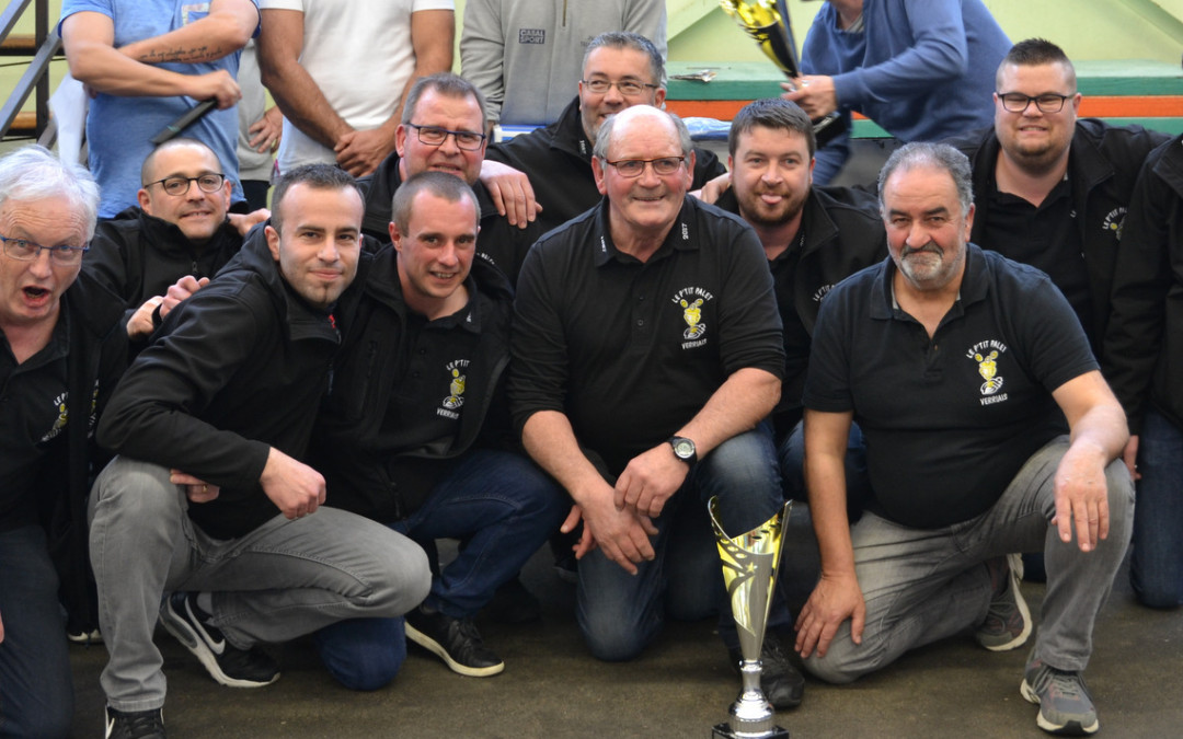 La Verrie remporte l'inter-clubs