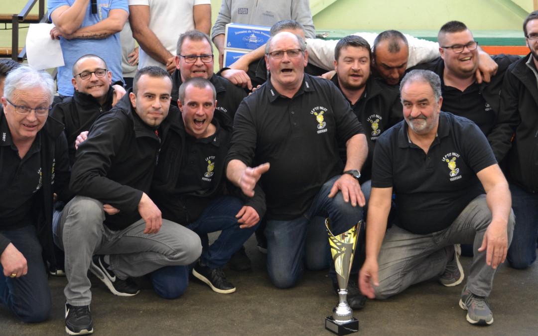 CHALLENGE INTER-CLUBS le Samedi 13 Avril 2019 à la VERRIE