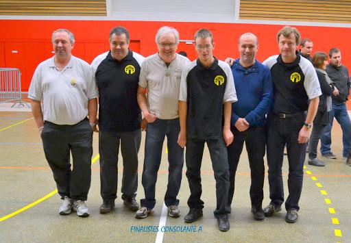 8ème journée du championnat laiton (match avancé): La Verrie – Mazières en Mauges