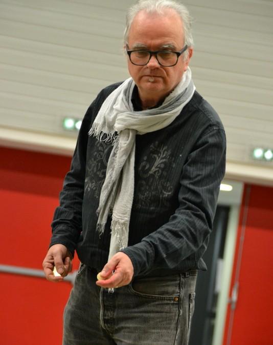 10ème journée du championnat de palet laiton: Cholet – La Verrie