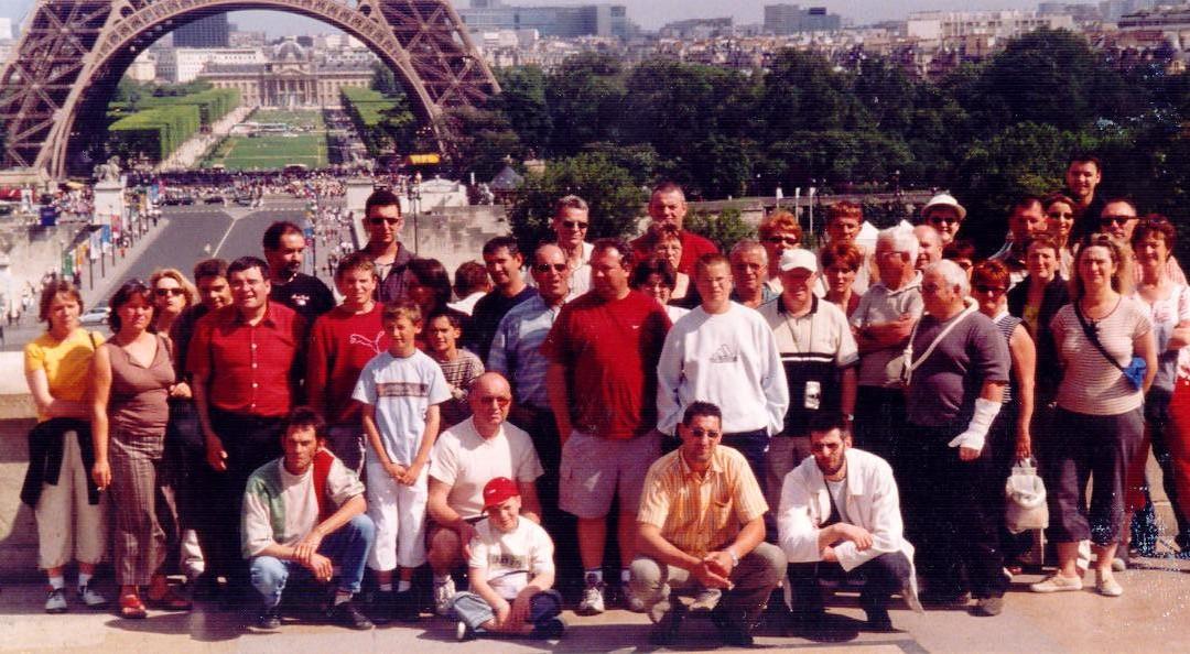Sortie Parisienne le 05 juin 2004