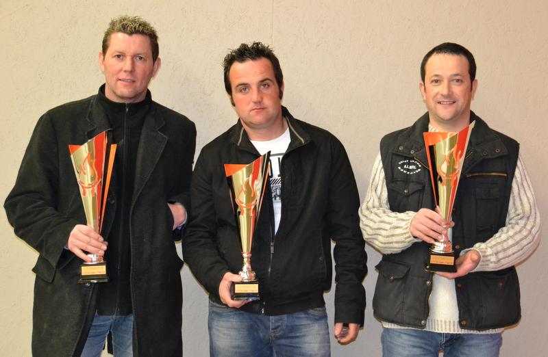 LA VERRIE 01/03/2014 : triplette demi-finaliste