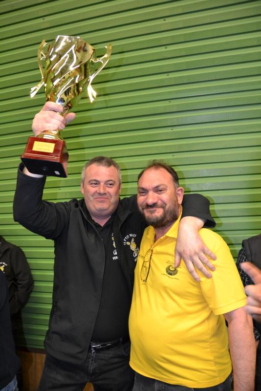Final de coupe des clubs 2014-2015 (2)