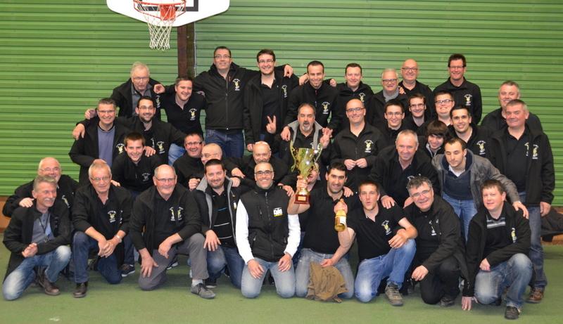 3ème journée de championnat: St Pierre des Echaubrognes – La Verrie