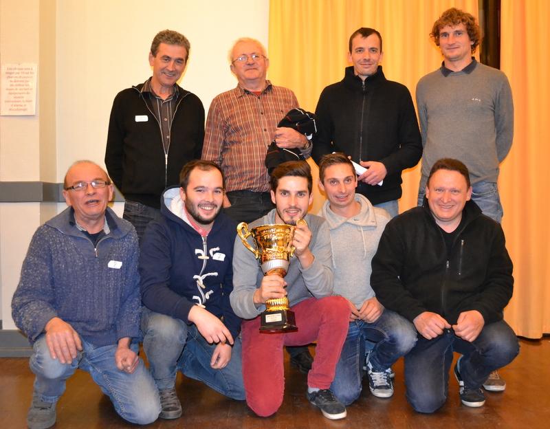Saint Aubin des Ormeaux remporte l'INTERCLOCHER 2015 !!
