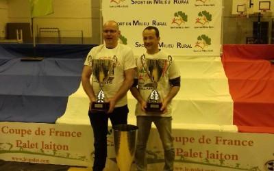 Coupe de France à Jallais